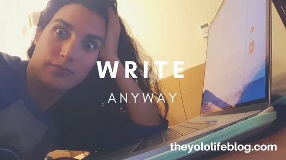Write Anyway