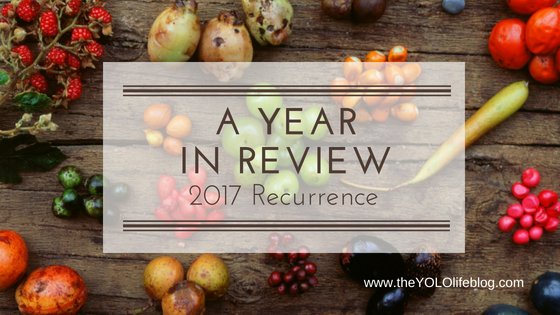 A Year In Review: 2017 Recurrence